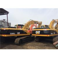 Best 20 Tonne Second Hand Excavators 90% UC , Cat 320 Excavator 3 Years Guarantee wholesale