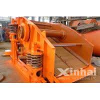Best Double Deck Vibrating Screening Machine , Circular Vibrating Screen For sand wholesale