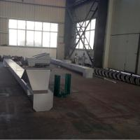 Best High Treated Capacity Screw conveyor and compactor  for for sand,grain and sludge wholesale