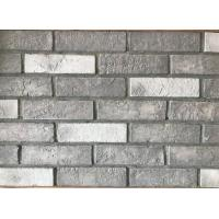 Best Environmental Protection Faux Exterior Brick With Surface Texture wholesale