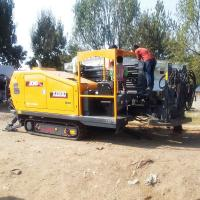 Best 97KW power engine Horizontal Directional Drilling Rigs , Comfortable Hdd Rig wholesale