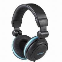 Best DJ Music Headphones with 20Hz to 20kHz Frequency Response, 20mW Rated Power and 40mm Driver Unit wholesale