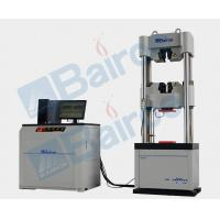 Best HUT-500 / HUT-600 Electro-Hydraulic Servo Universal Testing Machines for metal & non-metal test wholesale