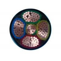 Best Low Voltage Power Cable Distribution cables 0.6/1 kV PVC Insulation PVC Sheathed 5 Core Unarmoured and armoured wholesale