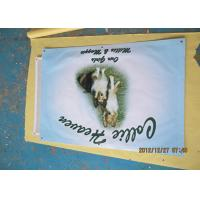 Best UV Print Backlit Indoor / Outdoor Mesh Banners For Trade Shows / Events wholesale
