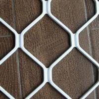 Details Of Expanded Plate Mesh Made Of Stainless Steel
