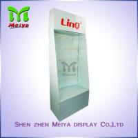 Best Mobile Power cardboard pop displays , Hooks retail cardboard displays with Base wholesale