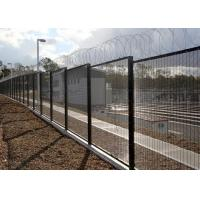 Best Military 358 Security Mesh Extremely Difficult Penetrate With Small Mesh Aperture wholesale