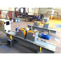 China 5000kg Capacity Pipe Supports Stands With Hand Control Box And Foot Pedal on sale