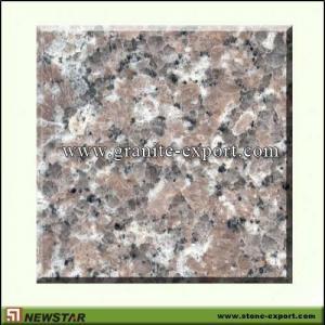 Quality G648 China granite -Pink rose grantie wholesale