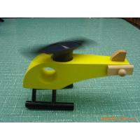 Best Beech Solar Energy Toy Wood Airplane SE-011 wholesale