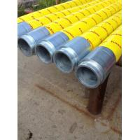 Best Durable Concrete End Hose 15mm-16mm Thickness , 85 Bar Working Pressure wholesale