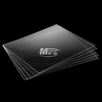 Best 0.9mm 1mm 2mm Thickness Clear Plastic Sheet Petg For Decorating wholesale