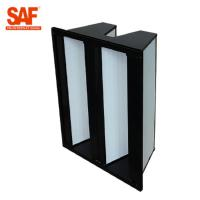 China Sub Efficiency H11 Hepa Filter , Commercial Air Filters With Large Air Volume on sale