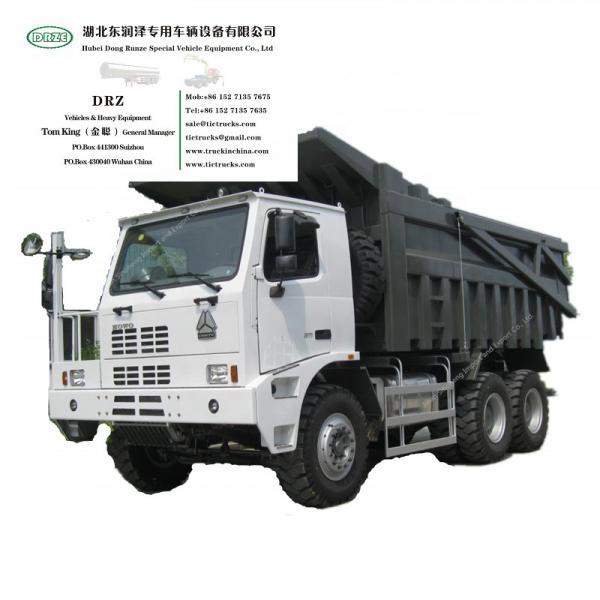 Cheap Sinotruk HOWO 70ton Mine Dump Truck U-Box Tipper Truck WhsApp:+8615271357675 for sale