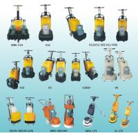 Best 5.5HP 220V Stone Marble Manual Floor Polisher With Magnetic Plate Vacuum Outlet wholesale