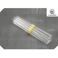 Quality Highly Resistant Glass Stirring Rod / Glass Rod Chemical Resistance wholesale