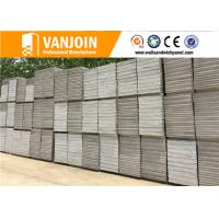 China Lightweight Concrete Eps Fiber Cement Board Sandwich Wall Panel on sale