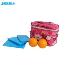 Best Portable HDPE Plastic Reusable Ultra Thin Ice Pack For Cooler Cold Packs wholesale