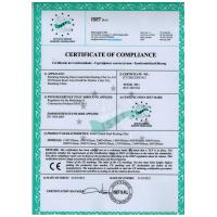 Shandong Jiacheng Stone Coated Steel Roofing Tile Co., Ltd Certifications
