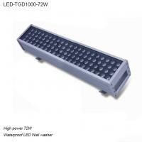 Best 72Watts high quality exterior waterproof IP65 LED Wall washer light wholesale