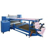 Best New type fabric rotary heat press printing machine / roll heat transfer machine for all fabric factory26B wholesale