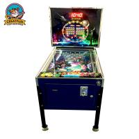 Best Full Size Coin Operated Game Machine Pinball Machines No Assemble 220V wholesale