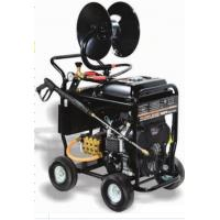Best Portable Commercial Pressure Washers 5000 PSI 350BAR 24HP SAE30 Pump Oil Type wholesale