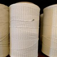Best Eco-friendly Polyester Cable Filler Yarn LOI>45 High Flame Retardant wholesale