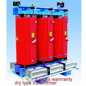 Cheap dry type transformer 11KV 22KV 33KV for sale