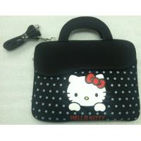 Best 10inch Waterproof Neoprene Laptop Tote Micky Mouse Pattern With Zipper & Handle wholesale