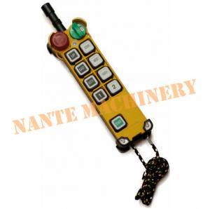 Buy cheap F24 Series 8 Buttons Handheld Crane Digital Radio Industrial Telecrane Remote from wholesalers