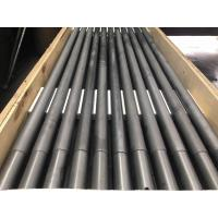 Best Reaction Bonded Refractory Kiln Furniture Silicon Carbide Pipe / Beam High Hardness wholesale