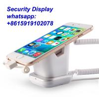 Best COMER anti-theft mobile phone display charging and alarm sensor stand wholesale