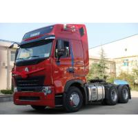 Best Howo A7 EURO II 371HP Prime Mover Truck With 10 Forward And 2 Reverse Transmission wholesale