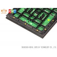 Best IP65 SMD LED Module Billboard P12 With 1/4 Scanning Driving Mode , 192*192 Mm wholesale