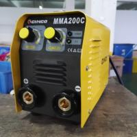 Best High Performance Electric MMA Welding Machine Small Volume Light Steel Materials wholesale