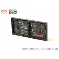 Cheap P4 Indoor Led Display Board Adjust Brightness , Led Display Signs For Businesses for sale