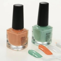 Best GMP Private Label Water Based Non Toxic Nail Polish 12ml wholesale