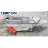 Best Customized Single Deck Vibrating Screen , Raw Material Screening Equipment wholesale