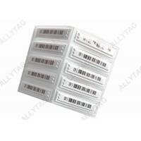 Best Cosmetic EAS Security Labels Shampoo Waterproof Deactivatable With AM Deativator wholesale