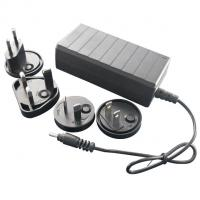 Best 35V 1.5A switching power supplies with interchangeable plugs EU, USA, UK, AU made in China wholesale