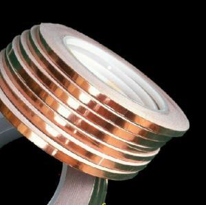 Best Pickling Surface Copper Foil Shielding , Conductive Copper Foil Sheet Industrial wholesale