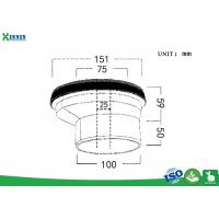 """Cheap Toilet Plumbing Toilet Pan Connector 1"""" / 25mm Shift From The Centre for sale"""