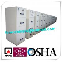 Best Fireproof Lockable Filing Cabinet JIS Standard For Books / Customer Information / Contracts wholesale