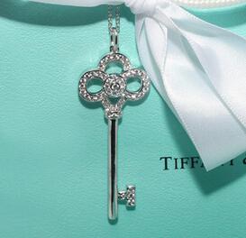 Tiffiny key necklace bangle bracelet tiffany necklace tiffiny pendant