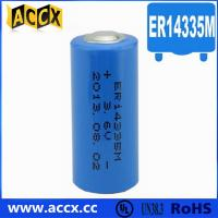 Best ER14335M 3.6V 1300mAh 2/3aa wholesale