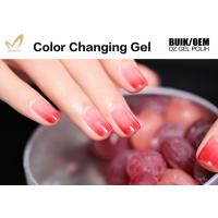 Best Chemical Free Heat Activated Color Changing Nail Polish With 72 Color Options wholesale