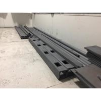 Buy cheap Reaction Bonded Silicon Carbide Beams High Strength For Kiln Furniture SGS Certification from wholesalers