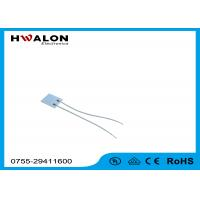 Best 12V 1.3mm Thickness Thermostatic Insulation PTC Resistor Alumina Ceramic Heaters wholesale